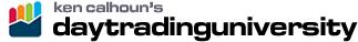 Day Trading University Logo